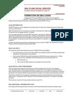 20200407 DSAMH SBA PPP Loan Info