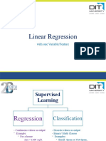 Unit 4- Linear Regression (1)