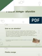 Piedra zonga- aluvión.pptx