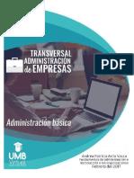 Módulo 1 - Fundamentos de administración e introducción a las organizaciones-2