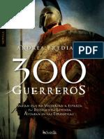 Andrea Frediani- 300 guerreros