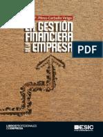 La gestión financiera de la empresa