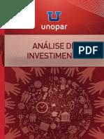Livro Análise de Investimentos - UNOPAR