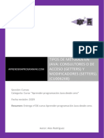 tipos metodos java consultores get getters modificadores set setter.pdf