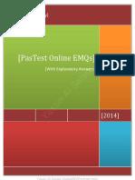 PasTest Online EMQs