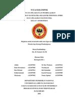 RPP Pembelajaran Matematika Realistik Indonesia (PMRI) Kelas V Semester II