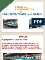 High Speed Vs Maglev (1)