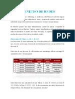 SUBNETEO DE REDES.docx