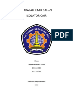 Isolator Cair