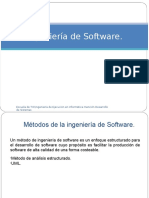 Ingeniería de Software Clase 3