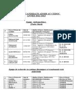 Nouvelle Liste Candidats Admis CEDOC 2012-2013 (1)