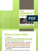 The Elements of Literature.pptx