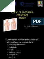 11. Ecografia pediatrica de torax