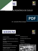 12. Ecografia pediatrica de cuello