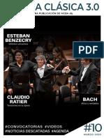 Música Clásica 3.0 N°10