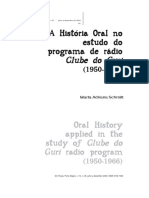 A HISTÓRIA ORAL NO ESTUDO DO PROGRAMA DE RÁDIO CLUBE DO GURI (1950-1966).pdf