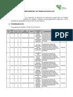 Informe Semanal DETALLES 19.08 - 25.08