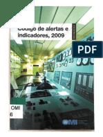 Código de alertas e indicadores, 2009