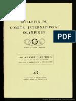 Bulletin du Comite International Olympique 1956 - N°53.pdf