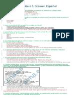 CCNA2 v6.0 Capítulo 5 Exam