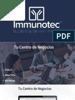 Tutorial de Negocios Immunotec