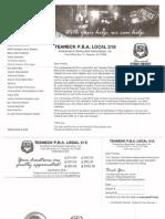 PBA Mailer