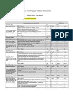 ped 321 movement analysis assignment final draft