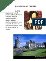 Francia Renacimiento