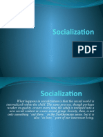 Socialization stages and agencies.pptx