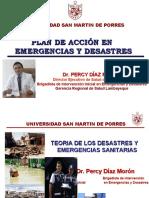 EMERGENCIAS Y DESASTRES USMP