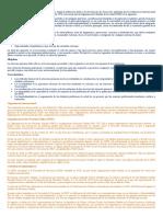 APS y organizaciones internacionales
