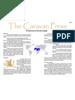 Caravan Press Issue1
