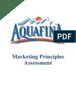 AquafinaMarketing_Principles_Assessment-MKT1205D.docx