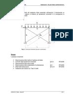 20_Acciaio_Esempio di calcolo Telaio Piano Controventato