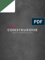 Catálogo Construrohr