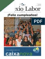 Periódico Colegio Labor #11 - 2008