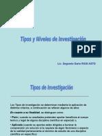 TIPOS Y NIVELES - DARIO.ppt