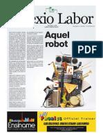 Periódico Colegio Labor #18 - 2015