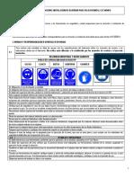 INSTRUCTIVO DE R&I DE BASTIDOR PARA PALAS FRONTAL CAT 6050FS