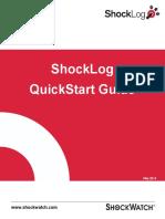 ShockLog QuickStart Guide v10.4