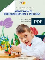 E-book A Impotância da Educação Especial e Inclusiva.pdf