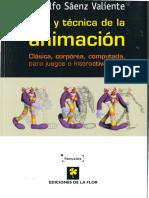 Rodolfo Saenz Valiente - Arte y tecnica de la animación.pdf