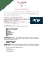 Aviso de Privacidad SC 2020 OSIM