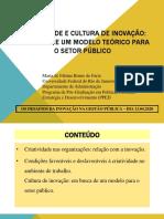 Apresentação Prof. Fátima Bruno - UFRJ