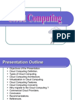 Cloud Computing Concepts