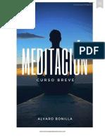 Curso Breve de Meditación (1)