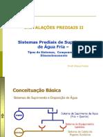 Apostila 1- Água Fria - Sistema e Componentes e dimensionamento-final (1)