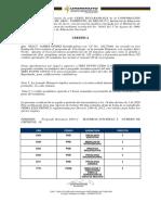 certificado NOTAS 2019