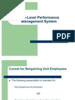 PPT on Performance Management