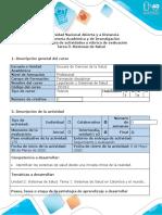 Sistemas de salud en Colombia y el mundo A y R
